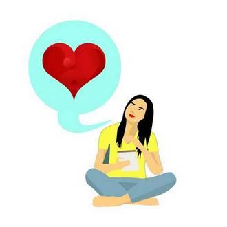 Pensées positives amour