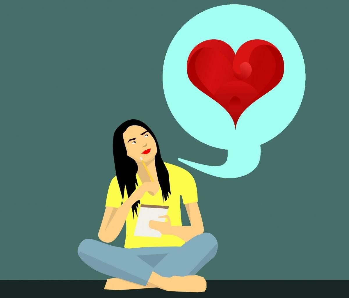 Sentiments amoureux